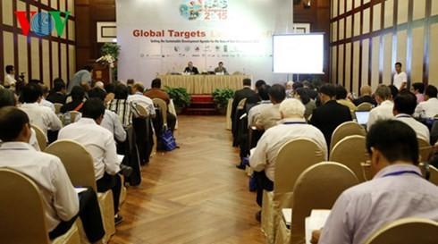 第5次东亚海洋大会:确定重点目标和合作机会 - ảnh 1
