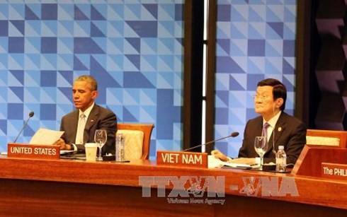 APEC第23次领导人非正式会议讨论多项重要内容 - ảnh 1