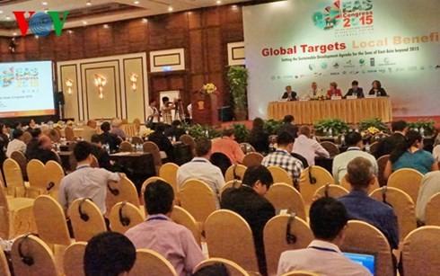 第5次东亚海洋大会:评估海岸带生态系统服务价值 - ảnh 1