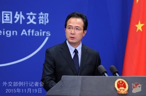 中国确认IS杀害该国人质 - ảnh 1