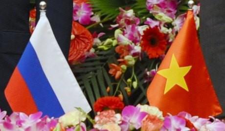 越南国会副主席汪朱刘会见俄罗斯联邦司法部部长亚历山大•科诺瓦洛夫 - ảnh 1