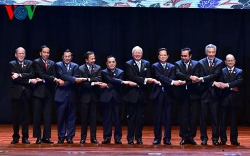 东盟与伙伴国峰会:多国对东海最近及正在发生的情况表示担忧 - ảnh 1