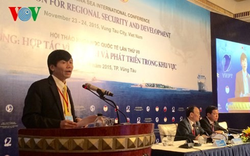 第七次东海问题国际学术研讨会开幕 - ảnh 1