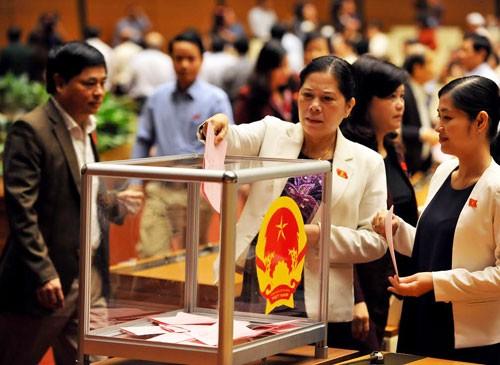 越南国会主席阮生雄当选国家选举委员会主席 - ảnh 1