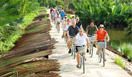 越南被评为安全的旅游目的地 - ảnh 1