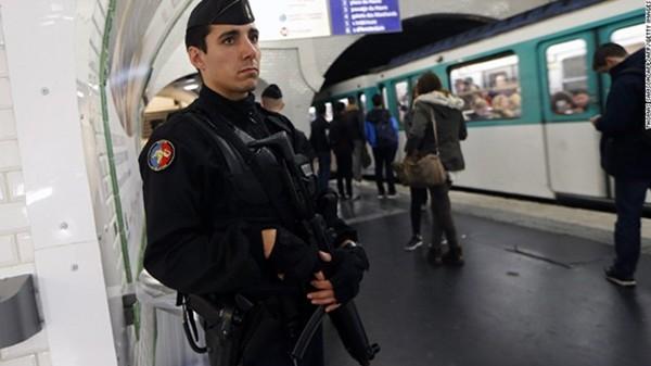 法国和比利时加强反恐行动 - ảnh 1