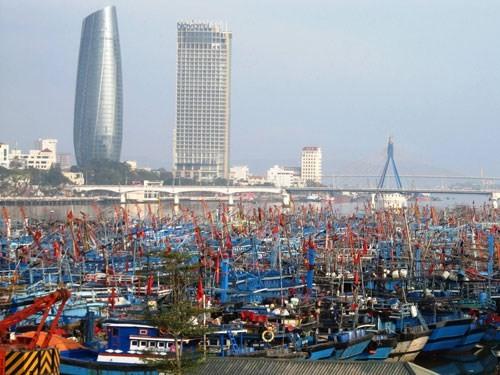 """越南中部岘港市是世界上实施德国""""快速规划项目""""的三个城市之一 - ảnh 1"""