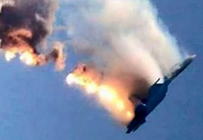 土耳其导弹击落俄罗斯苏-24战机引发紧张 - ảnh 1