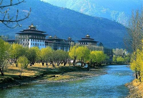 不丹风情摄影展在胡志明市举行 - ảnh 1