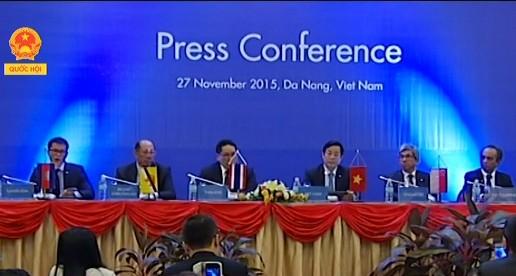 第15届东盟电信和信息技术部长会议闭幕 - ảnh 1