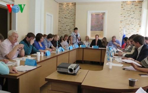 俄罗斯学者支持根据《联合国海洋法公约》解决东海争端 - ảnh 1