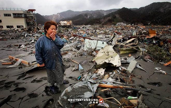 日本再发生里氏7.3级强烈地震 - ảnh 1
