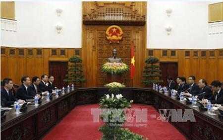 越南加强与中国广西和贵州的友好交往与经贸合作 - ảnh 1