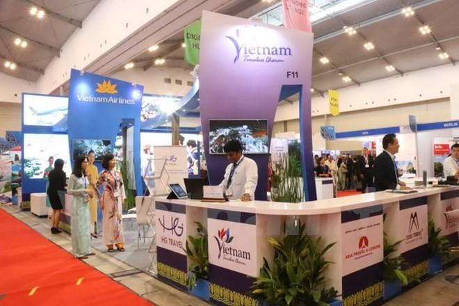 越南出席印度尼西亚亚太旅游协会旅游交易会 - ảnh 1