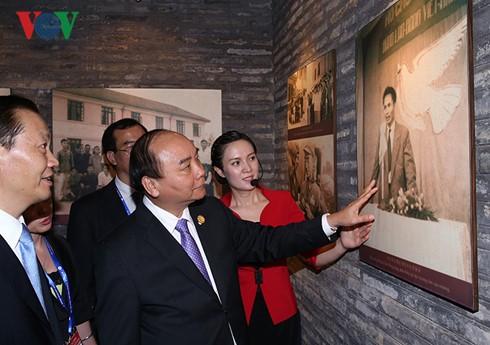 阮春福:越南欢迎中国企业投资高科技项目 - ảnh 2