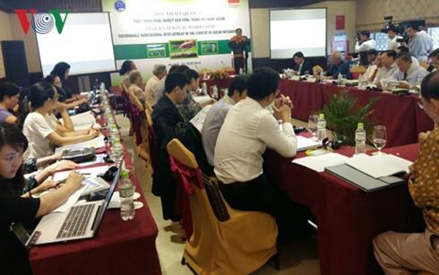 东盟一体化中的农业可持续发展 - ảnh 1