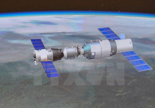 中国将于2017年开始建造比ISS效果更佳的空间站 - ảnh 1