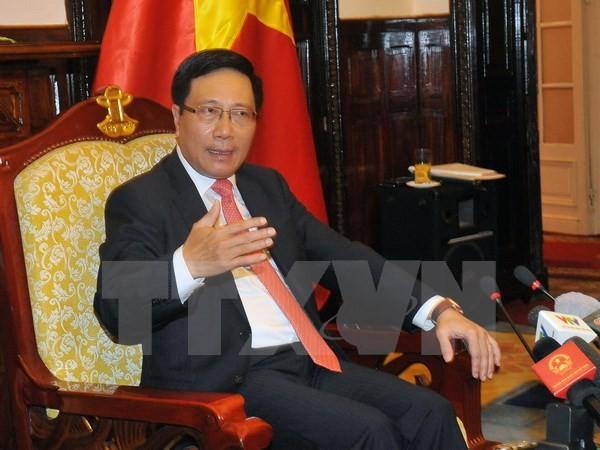 范平明副总理出席第17届不结盟运动首脑会议 - ảnh 1