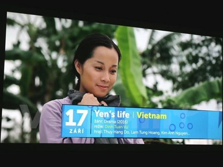 越南电影备受捷克居民欢迎 - ảnh 1
