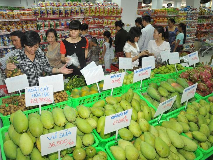 越南首批芒果向澳大利亚出口 - ảnh 1