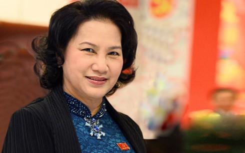 阮氏金银启程对老挝进行正式友好访问 - ảnh 1