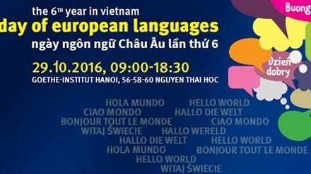 第六次欧洲语言日在河内举行 - ảnh 1