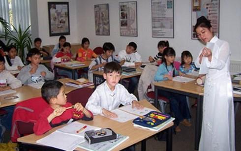 提高海外越南人的越南语教学工作效果 - ảnh 1