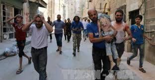 土耳其和俄罗斯将邀请美国出席叙利亚和谈 - ảnh 1