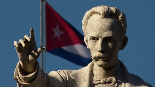 美古合拍的关于古巴英雄何塞·马蒂的纪录片在哈瓦那公映 - ảnh 1