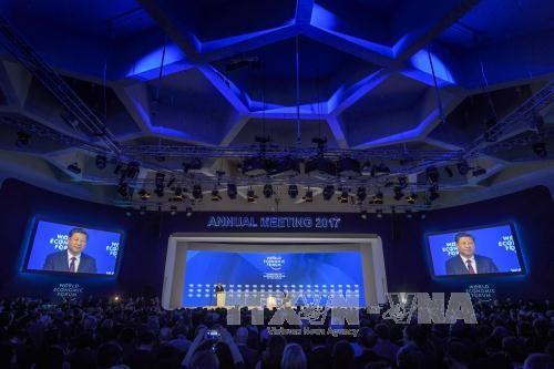 世界经济论坛2017年年会:中国呼吁美国共同努力构建长期稳定的合作关系 - ảnh 1