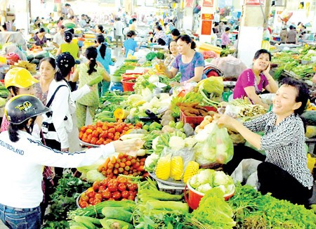 1月24日岘港市物价情况 - ảnh 1