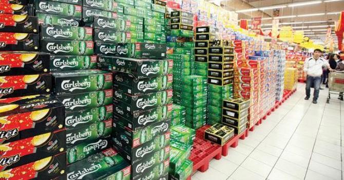 西贡酒类饮料股份总公司是国内啤酒产量最大的企业 - ảnh 1