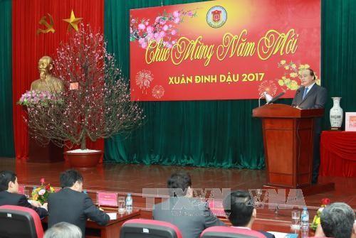 阮春福:国家审计部门要做好发展政策战略研究工作 - ảnh 1