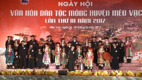 赫蒙族文化日在河江省苗旺县举行 - ảnh 1