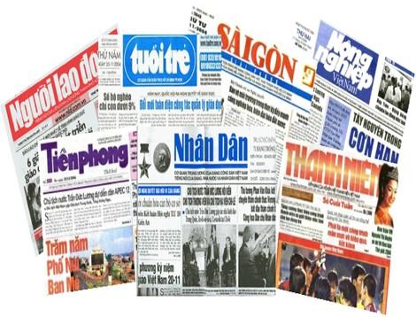 媒体为国家的共同成就做出贡献 - ảnh 1