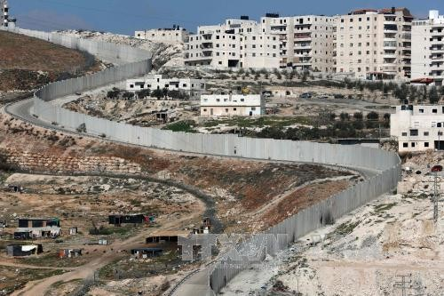 国际社会谴责以色列促进约旦河西岸定居点住房合法化 - ảnh 1