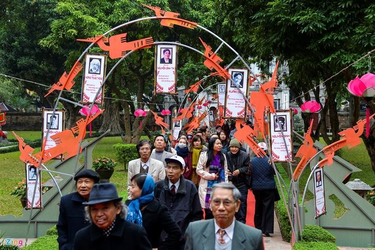 第15届越南诗歌日活动举行 - ảnh 1