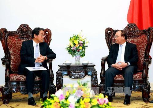 越南本着深广战略伙伴精神发展与日本的关系 - ảnh 1