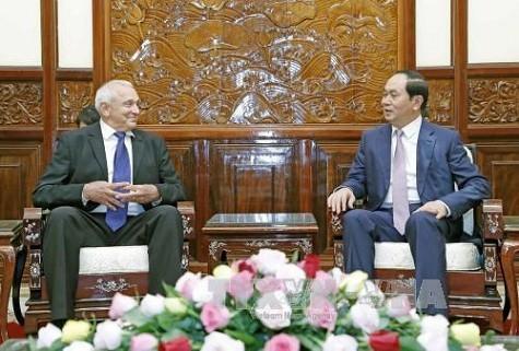 陈大光:推动越南-以色列高新技术合作 - ảnh 1