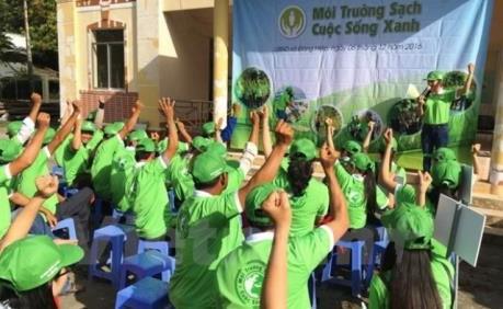 世界银行向越南芹苴市实施绿色清洁美丽项目提供五十万美元援助 - ảnh 1