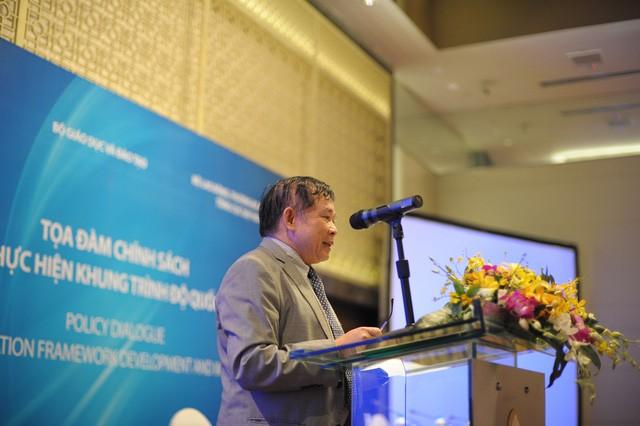 越南国家资历框架制定与实施政策座谈会举行 - ảnh 1