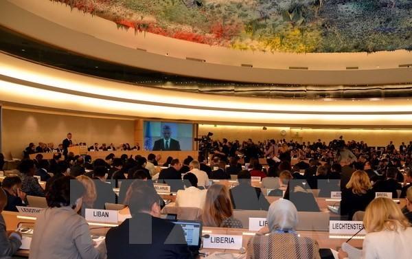 美国可能退出联合国人权理事会 - ảnh 1