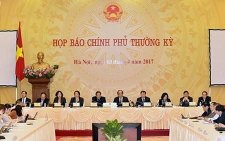 越南政府把稳定宏观经济与实现可持续增长放在优先地位 - ảnh 1