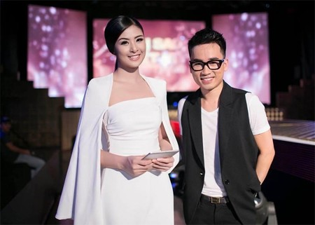 青年时装设计师河维受邀参加在伦敦的时装表演 - ảnh 1