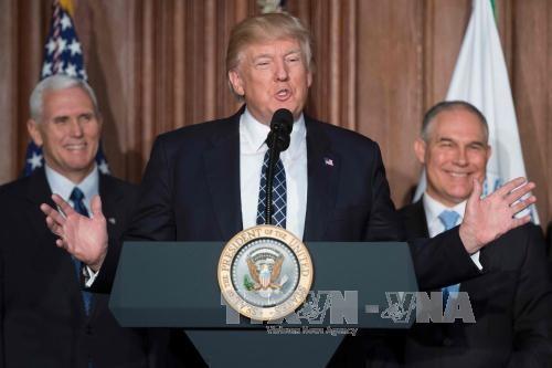 美中领导人讨论朝鲜问题 - ảnh 1