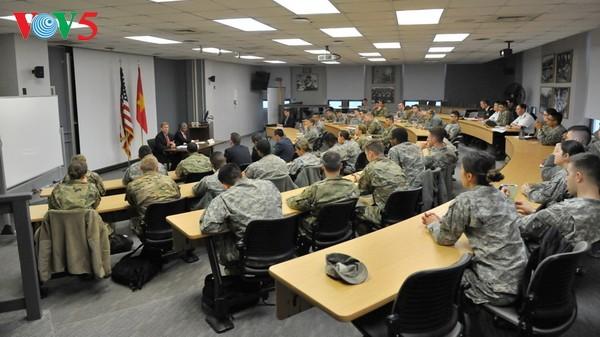 越南重视推动与美国的全面伙伴关系发展 - ảnh 1