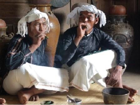 朱儒族——西原地区保存特色文化的民族 - ảnh 2