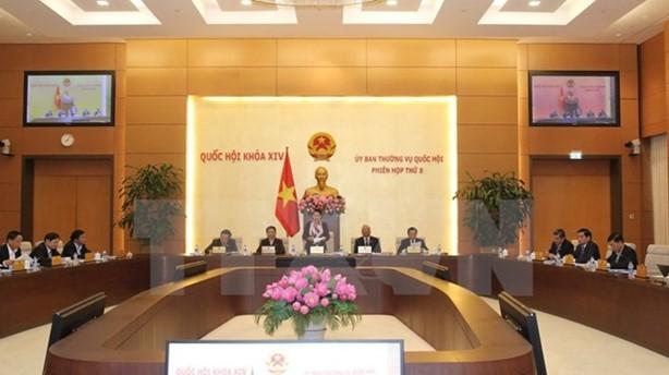 越南14届国会常委会9次会议将举行国会代表质询活动 - ảnh 1