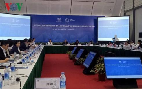 2017年亚太经合组织第二次高官会及相关会议在河内召开 - ảnh 1