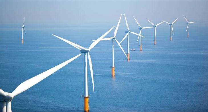 荷兰海上风电场建成投产 - ảnh 1